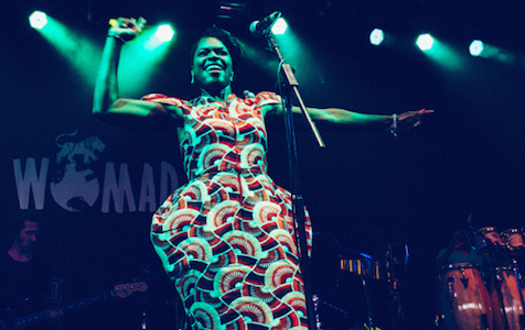 Ibibio Sound Machine wins the Dead Albatross Prize 2014