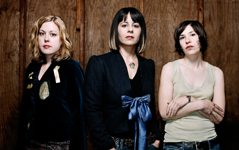 Sleater-Kinney are back! New single, new album, world saved